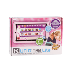 Kurio tab lite verpakking kleur roze