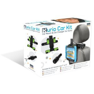 Kurio car kit in verpakking