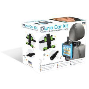 Kurio car kit in verpakking