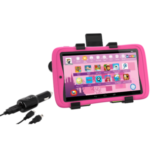 Kurio tablet car kit roze