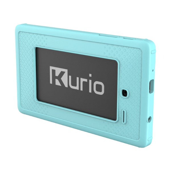 Kurio tab lite lichtblauw achterkant