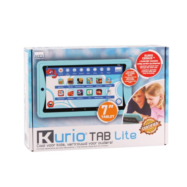 Kurio tab lite lichtblauw